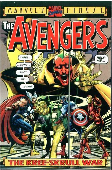 Avengers Kree-Skrull War nn-A by Marvel