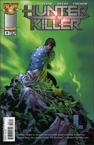 Hunter-Killer 3-A by Top Cow