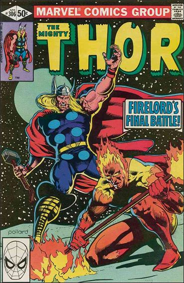 Thor (1966) 306-A by Marvel