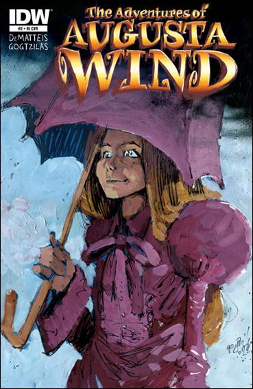 Adventures of Augusta Wind 2-B by IDW