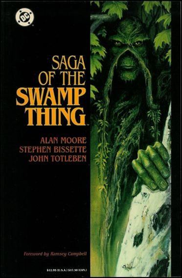 Swamp Thing (1987) 1-B by Vertigo