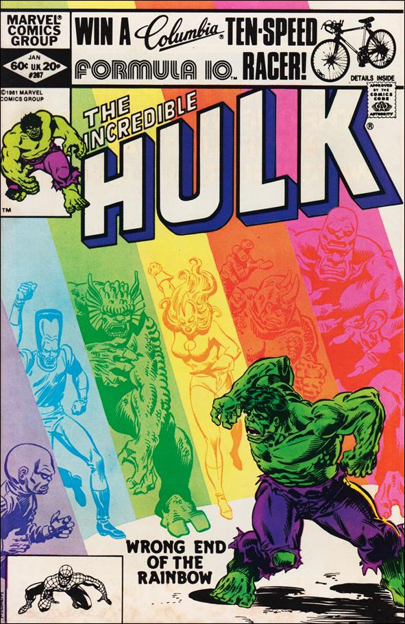 Incredible Hulk (1968) 267-A by Marvel