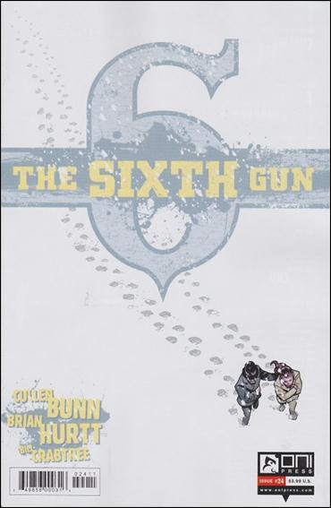 Sixth Gun 24-A by Oni Press