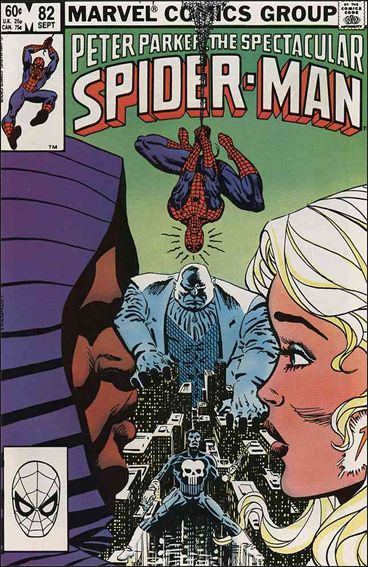 Spectacular Spider-Man (1976) 82-A by Marvel