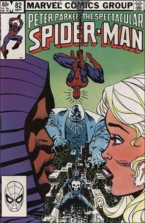 Spectacular Spider-Man (1976) 82-A