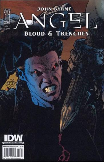 Angel: Blood & Trenches 3-A by IDW