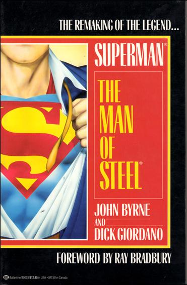 Superman: Man of Steel 1-B by DC