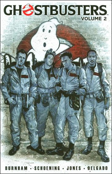 Ghostbusters 2-A by IDW