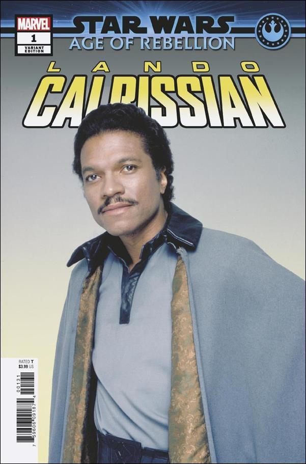 Star Wars: Age of Rebellion - Lando Calrissian 1-D by Marvel