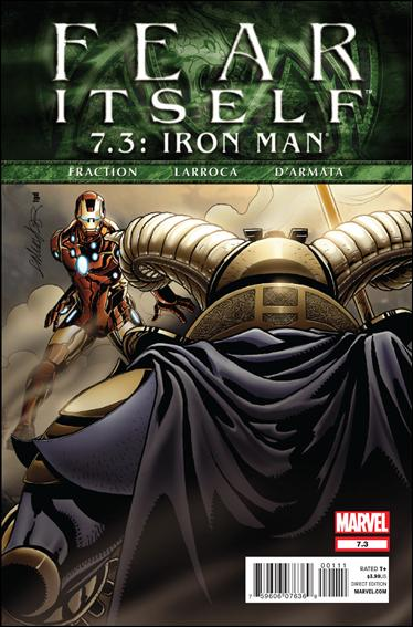 Fear Itself 7.3-A by Marvel