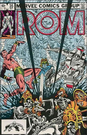 ROM (1979) 35-A by Marvel