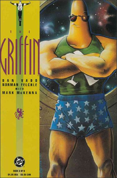 Griffin (1991) 3-A by DC