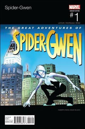 Spider-Gwen (2015/12) 1-H