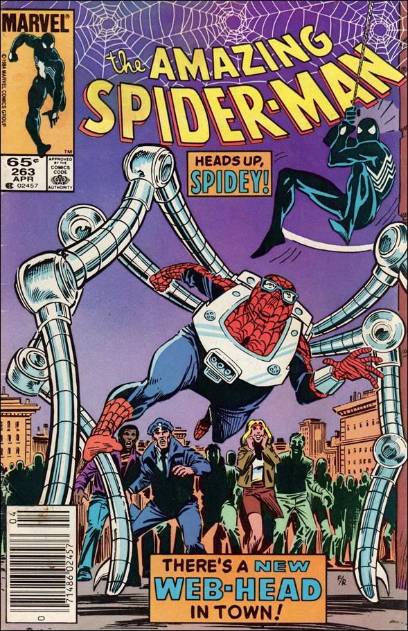 Amazing Spider-Man (1963) 263-A by Marvel