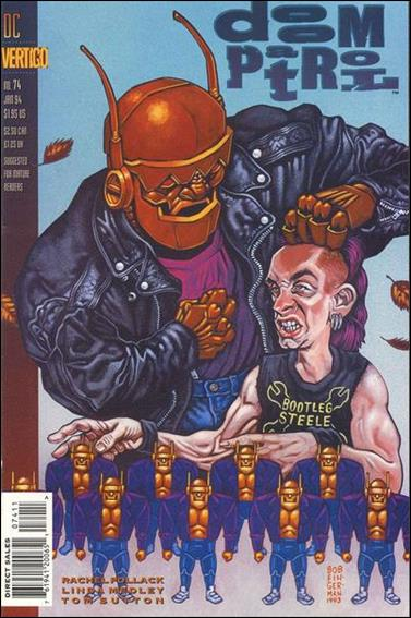 Doom Patrol (1987) 74-A by Vertigo