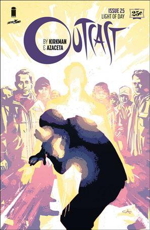Outcast by Kirkman & Azaceta 25-A