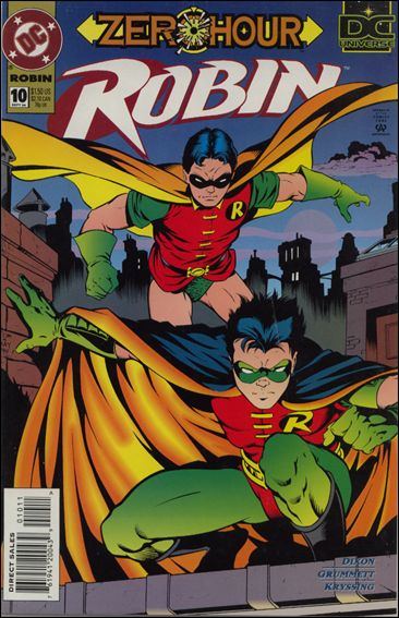 Robin (1993) 10-A by DC