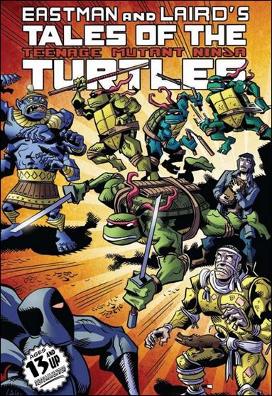 Tales of the Teenage Mutant Ninja Turtles (2012) 1-A by IDW