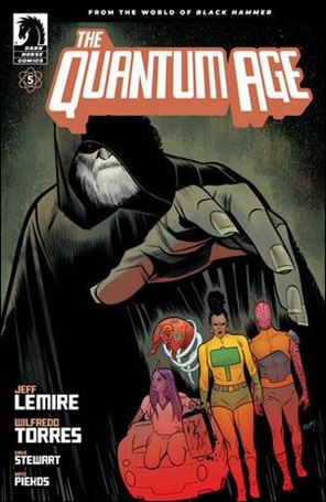 Quantum Age: From the Pages of Black Hammer 5-A