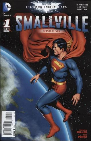 Smallville Season 11 1-B by DC