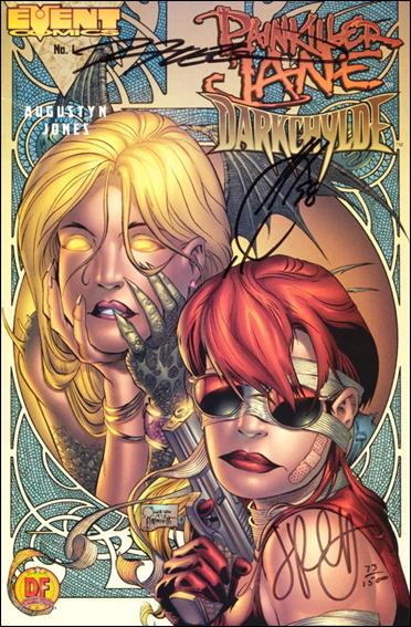 Painkiller Jane/Darkchylde 1-G by Event Comics