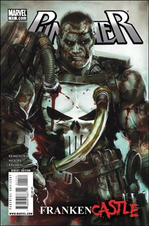 Punisher (2009) 11-A