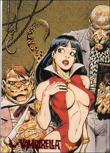 Visions of Vampirella 67-A by Topps
