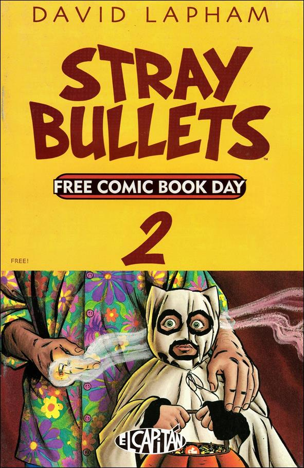 Stray Bullets 2-B by El Capitan