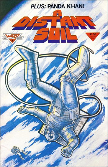 Distant Soil (1983) 8-A by Warp Graphics