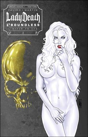 Lady Death Origins Annual 1-H
