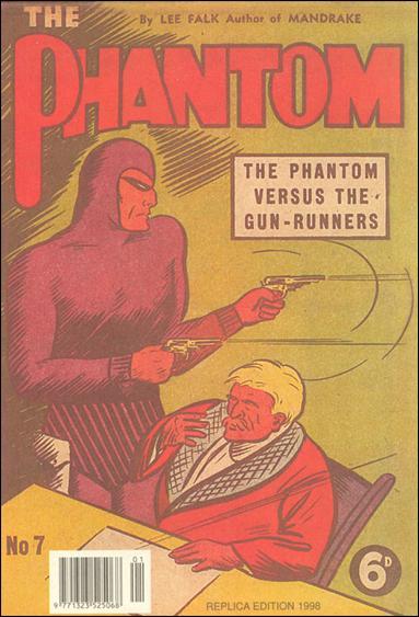 Phantom (1948) 7-B by Frew