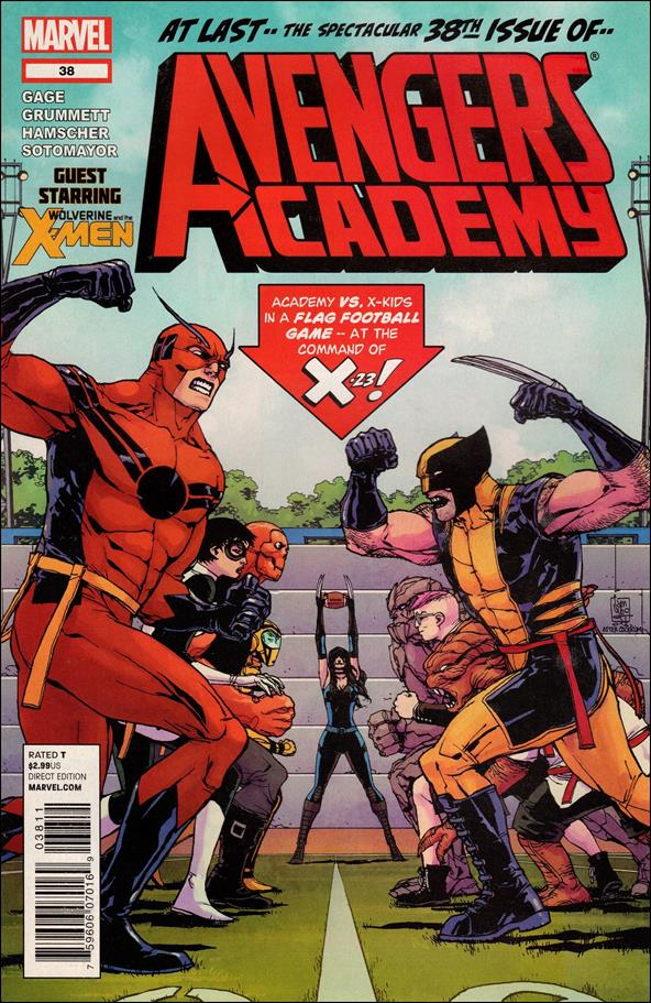 Avengers Academy 38-A by Marvel