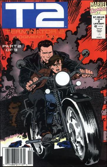 Terminator 2: Judgment Day (1991/09) 2-A by Marvel