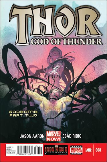 Thor: God of Thunder 8-A by Marvel