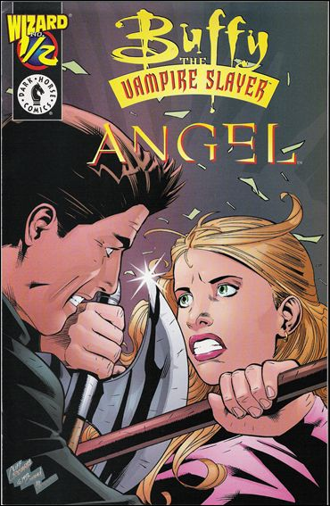 Buffy the Vampire Slayer: Angel 1/2-A by Dark Horse