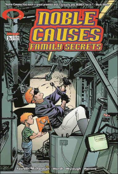 Noble Causes: Family Secrets 2-B by Image