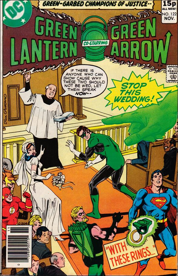 Green Lantern (1960) 122-B by DC