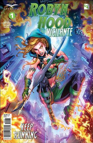 Robyn Hood: Vigilante 1-C