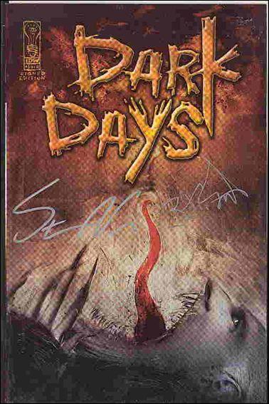 Dark Days 1-B by IDW