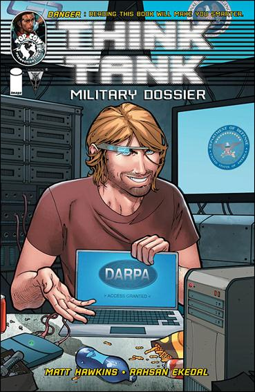 Think Tank: Military Dossier 1-A by Top Cow