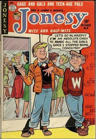 Jonesy (1953) 8-A