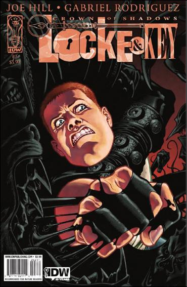 Locke & Key: Crown of Shadows 3-A by IDW