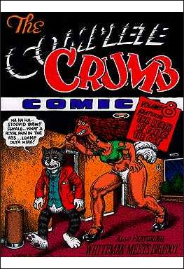 Complete Crumb Comics 8-A by Fantagraphics