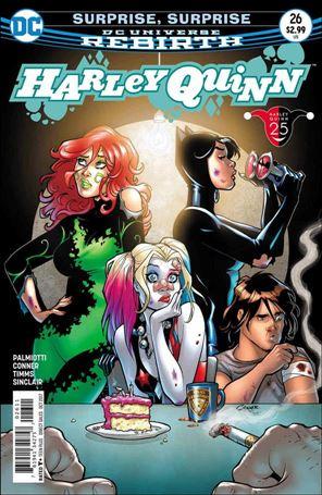 Harley Quinn (2016) 26-A