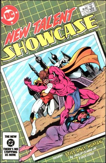 New Talent Showcase (1984) 11-A by DC