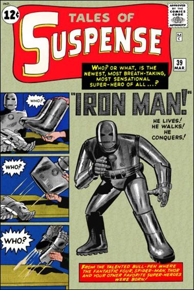 Tales of Suspense (1959) 39-A by Marvel