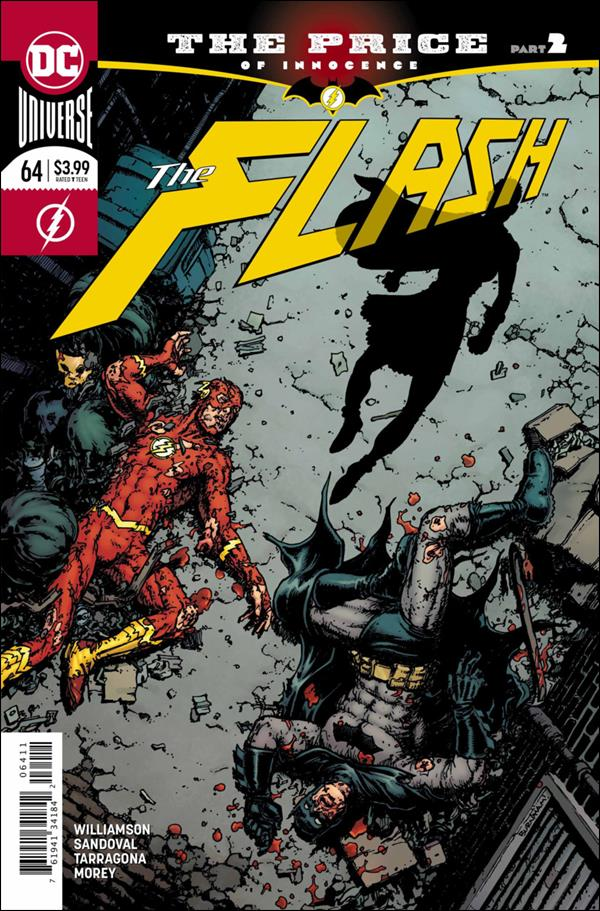 Flash (2016) 64-A by DC