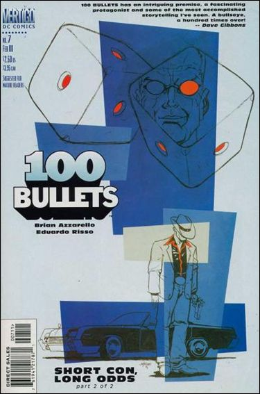 100 Bullets 7-A by Vertigo