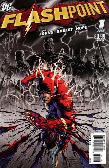 Flashpoint (2011) 1-E by DC