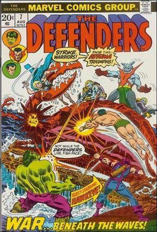Defenders (1972) 7-A